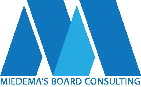Miedema's Board Consulting Retina Logo